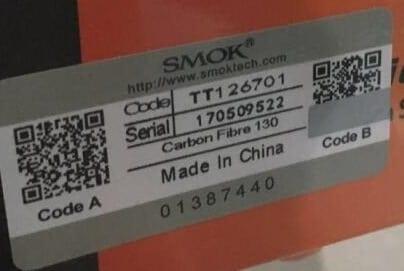 Fake SMOK Coils